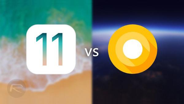 技术操作性能上分析一下iOS 11与Android O技术对比!