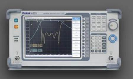 先进的通信技术矢量网络分析仪大发展!