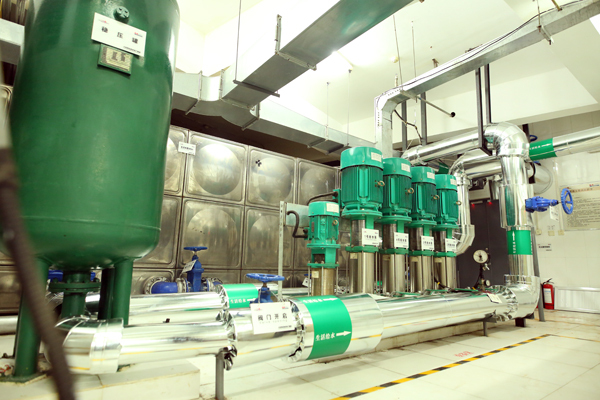 循环水泵故障监控诊断技术