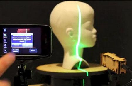 iPad变身3D扫描仪皆因一黑科技!