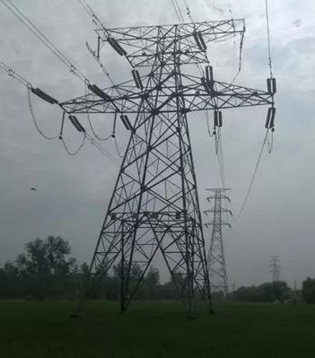雷击发生在导线由垂直排列变三角形排列原因分析