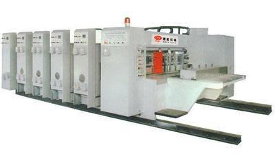 水墨印刷机的正确使用流程