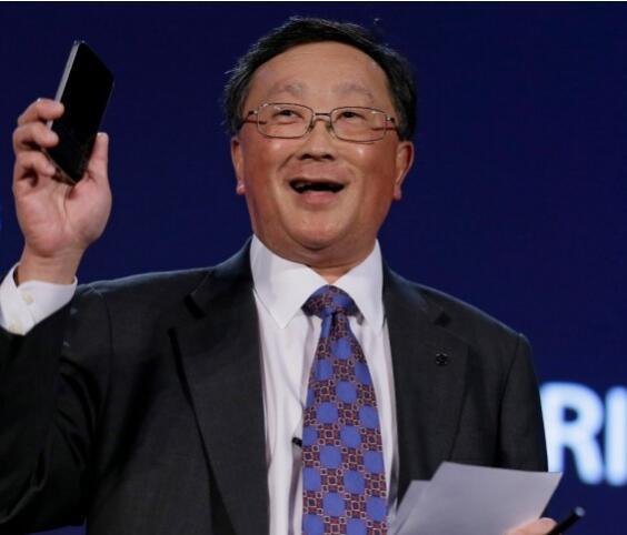 黑莓:已获准向美国联邦政府销售手机通话和短信加密工具