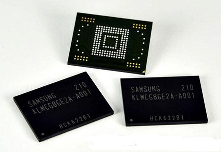 嵌入式NAND闪存将会在东芝最新电子产品得到应用!
