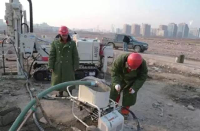 EHC®原位生物化学还原修复地下水技术
