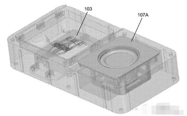 Facebook为3D打印模块化设备申请专利,可充当智能手机、扬声器等