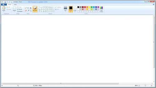 """微软决定将Windows预装的""""画图""""软件从系统中剔除"""