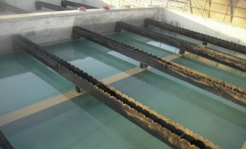 斜管沉淀池的作用   斜管沉淀池的原理和特点