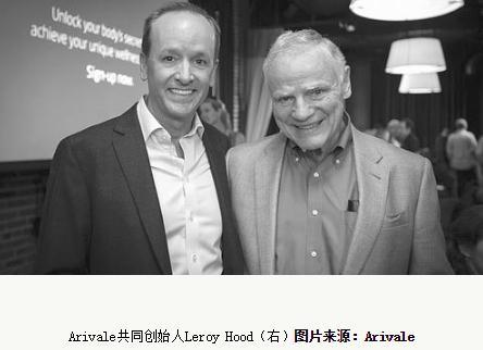 科学健康:美国Arivale的公司第一年会费用3499美元