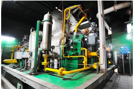 热泵循环水余热利用的设计