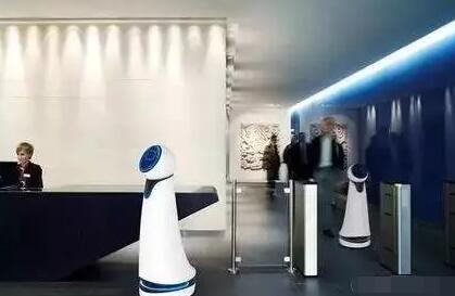 服务机器人市场预估239亿美元