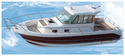 玻璃钢渔船真空辅助成型技术介绍