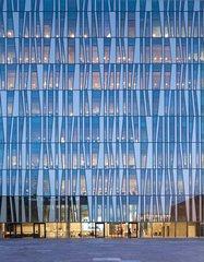 点式玻璃幕墙与框架式玻璃幕墙有何区别之处?