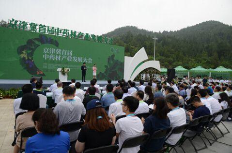 京津冀首届中药材产业发展大会