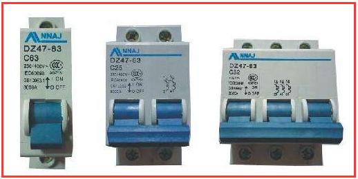 如何选择低压断路器?