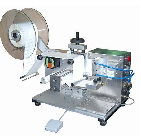 各类贴标机的工作原理,贴标机操作过程