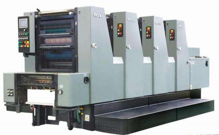 胶印机水墨系统常见故障及排除