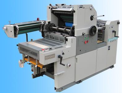 胶印机水路故障排除方法