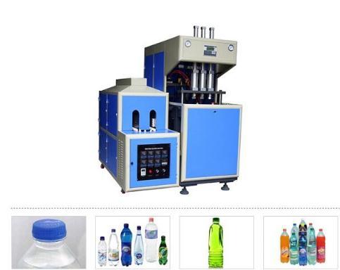 全自动吹瓶机工作原理,吹瓶机工作流程