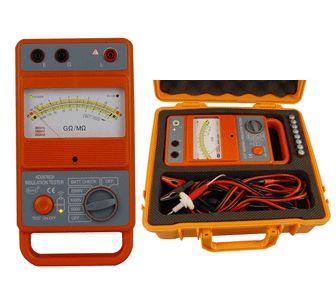 绝缘电阻表常见故障及处理方法