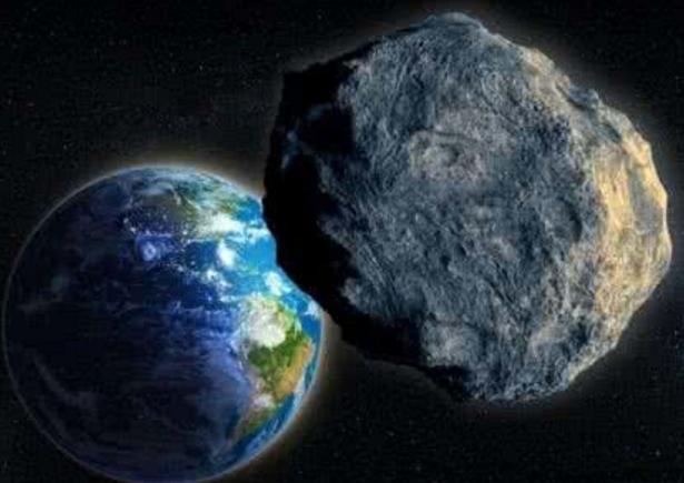"""2012 TC4小行星将于10月12日与地球""""擦身而过"""""""