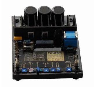 同步发电机电压自动调节器工作原理