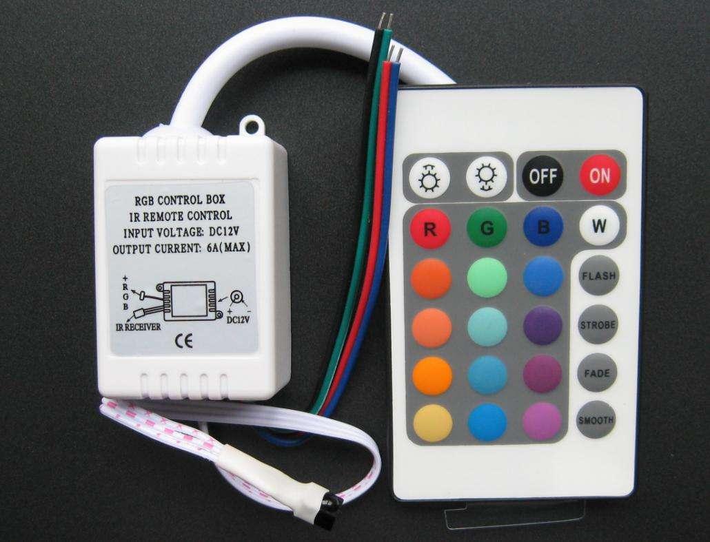 led灯带控制器原理介绍