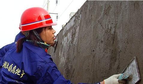 外墙抹灰用什么砂浆
