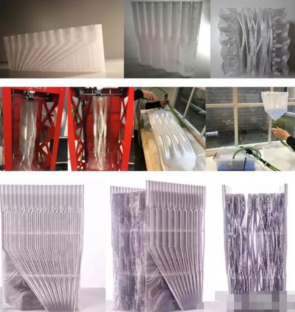 3D打印立面系统Spong3D兼具隔热储热功能