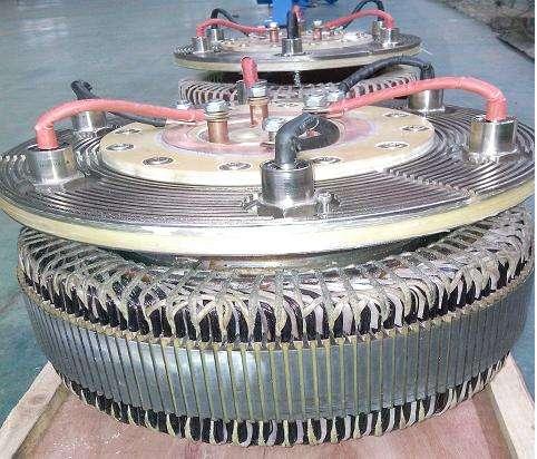 风力发电系统常用得到的三种发电机