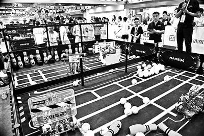 北京将建成机器人产业创新中心