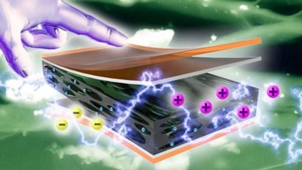 通过运动来发电的纳米发电机或将会进入日常生活