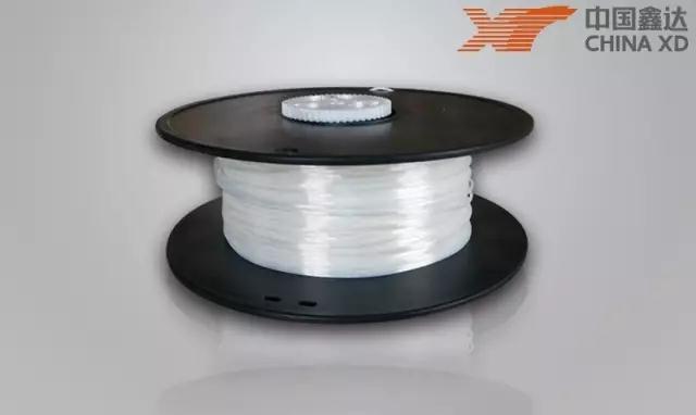 中国鑫达研发出一种新型3D打印PLA/TPU共混线材