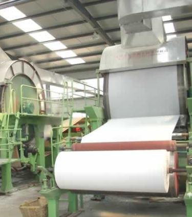 造纸设备:成型装置的分类、优缺点及作用