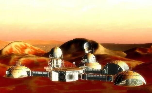 马斯克未来火星基地能源架构:或采用微电网供电,依赖分散式能源系统