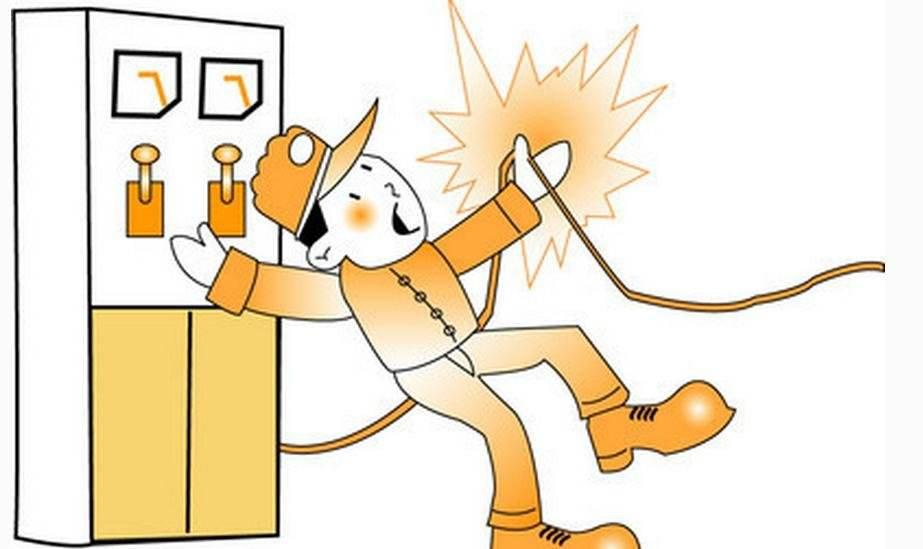 电流伤害程度与人体状况的关系