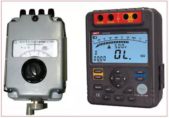 绝缘电阻测试仪使用方法(定义结构组成、原理用途、使用注意、维护保养)综述
