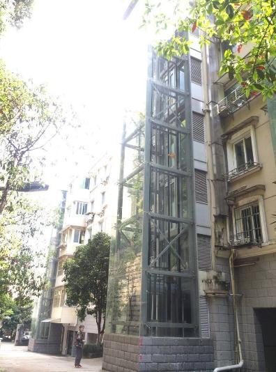 老小区装电梯多少钱?老房电梯改造解决方案