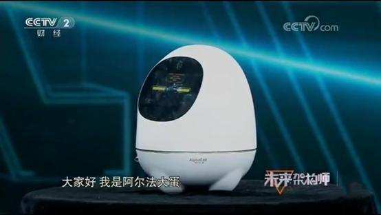 讯飞淘云科技有限公司的阿尔法大蛋机器人的功能