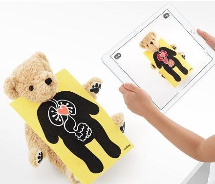 苹果独家开卖Seedling公司的Parker玩具熊,价格为59.95美元