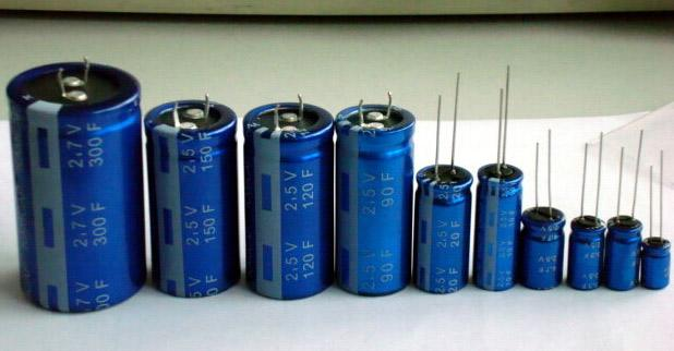 小小电容器的大用途(上)