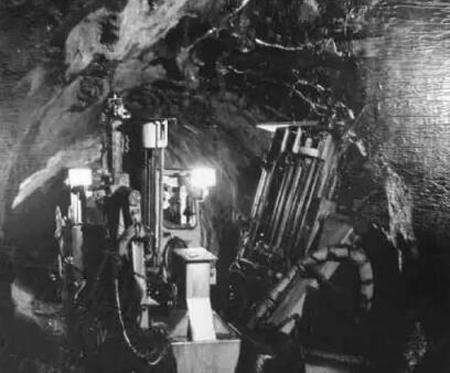 锚杆采矿技术的应用情况!