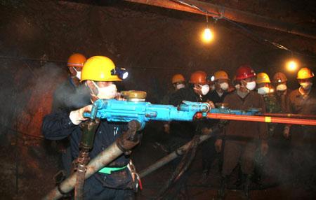 煤炭采矿过程中井下采矿技术的应用情况!