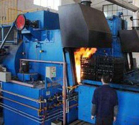 冶金处理技术真空,感应和离子氮化热处理技术