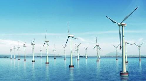 海上风机发电量是陆上同级设备三倍
