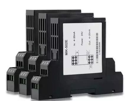 变频器为什么用4~20mA电流信号?