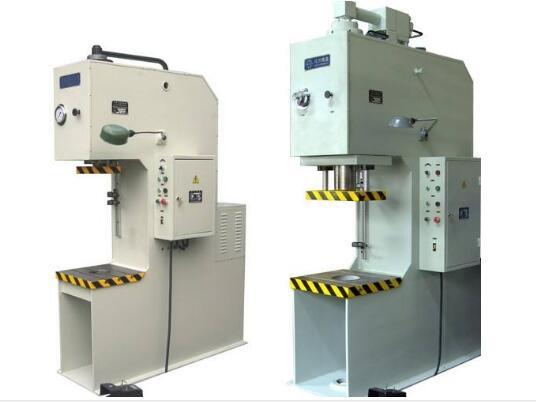 液压机工作原理、结构组成及主要用途