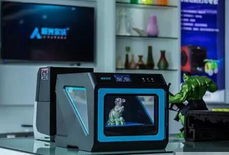 始于颜值忠于品质 这款3D打印机引创客关注