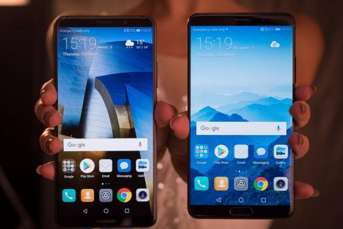 华为Mate10为何采用LCD而未采用用户期望的OLED?
