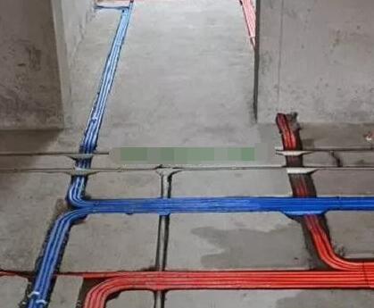家装电路布线